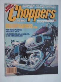 Choppers Tijdschrift 1979 Mei #1 Engels