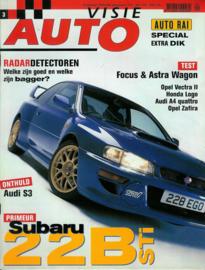 1999 Autovisie NR 03 tijdschrift
