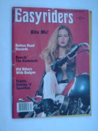 Easyriders Tijdschrift 1982 NR 114 #1 Engels