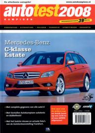 Autotest   Jaarboek 2008 #1 Nederlands