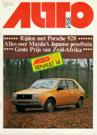 Autovisie Tijdschrift 1977 NR 06 #1 Nederlands