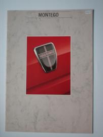 Austin Montego  Brochure 89 #5 Nederlands