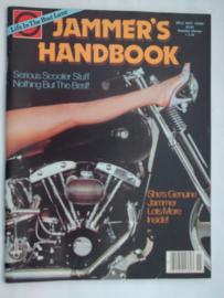 Jammer's Handboek Tijdschrift 1981 NR 11 #1 Engels