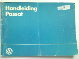 Volkswagen Passat  Instructieboekje 84 #1 Nederlands