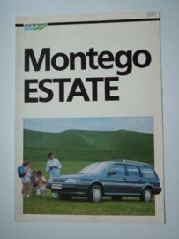 Austin Montego  Brochure 85 #2 Nederlands