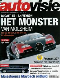 Autovisie   Tijdschrift 2001 NR 24 #1 Nederlands
