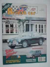 Britich Car Magazine  1997 NR 06 Tijdschrift  #1 Nederlands