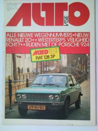 Autovisie   Tijdschrift 1975 NR 25 #1 Nederlands