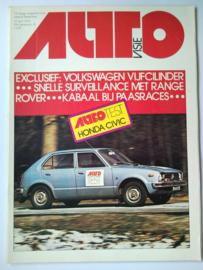 Autovisie   Tijdschrift 1975 NR 08 #1 Nederlands