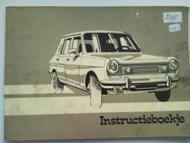Chrysler Horizon  Instructieboekje 76 #2 Nederlands