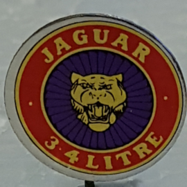 SP0016 Speldje Jaguar 3,4 litre
