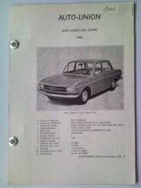 Audi Coach en Sedan  Vraagbaak ATH 66 #2 Nederlands