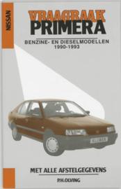 Nissan Primera Vraagbaak 90-93 #1 Nederlands