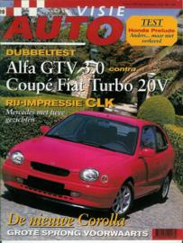 Autovisie   Tijdschrift 1997 NR 10 #1 Nederlands