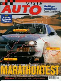 Autovisie   Tijdschrift 1998 NR 01 #1 Nederlands