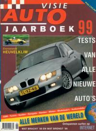 Autovisie   Jaarboek 1999 #1 Nederlands