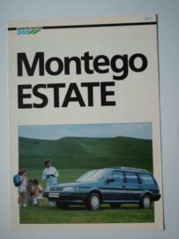 Austin Montego  Brochure 85 #1 Nederlands