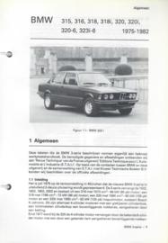 BMW 3 serie  Vraagbaak ATH 75-82 #1 Nederlands