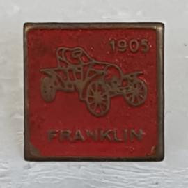 SP0318 Speldje 1905 Franklin