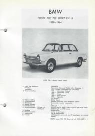 BMW 700 Sport LS  Vraagbaak ATH 59-64 #2 Nederlands