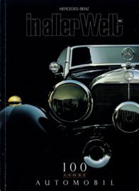 Mercedes-Benz   Jaarboek 1986 #1 Nederlands