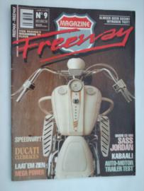 Freeway Tijdschrift 1994 Nr 09 #1 Nederlands