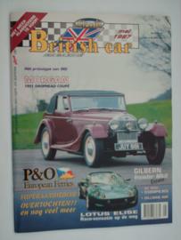 Britich Car Magazine  1997 NR 05 Tijdschrift  #1 Nederlands