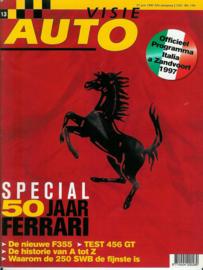 Autovisie   Tijdschrift 1997 NR 13 #1 Nederlands