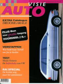 Autovisie   Tijdschrift 1997 NR 03 #1 Nederlands
