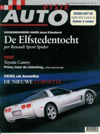 Autovisie   Tijdschrift 1997 NR 02 #1 Nederlands
