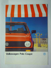 Volkswagen Polo  Brochure 89 #1 Nederlands
