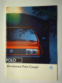 Volkswagen Polo  Brochure 91 #1 Nederlands