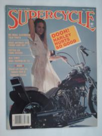 Supercycle Tijdschrift 1980 Mei #1 Engels