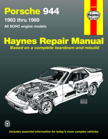 Haynes Owners Workshop Manuals