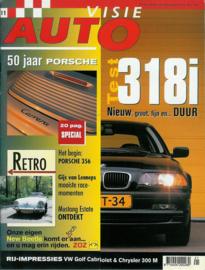 Autovisie   Tijdschrift 1998 NR 11 #1 Nederlands