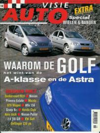 Autovisie   Tijdschrift 1998 NR 10 #1 Nederlands
