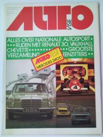 Autovisie   Tijdschrift 1975 NR 09 #1 Nederlands