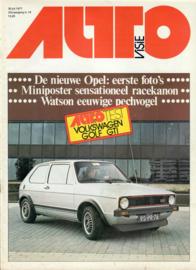 Autovisie Tijdschrift 1977 NR 16 #1 Nederlands