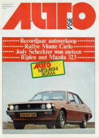 Autovisie Tijdschrift 1977 NR 03 #1 Nederlands