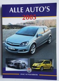 Alle Auto's   Jaarboek 2005 #1 Nederlands