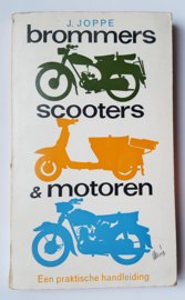 Brommers scooters en motoren. Een praktische handleiding   Jaarboek 1963 #1 Nederlands