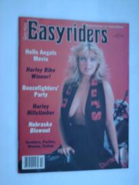 Easyriders Tijdschrift 1983 NR 124 #1 Engels