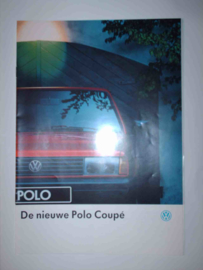 Volkswagen Polo  Brochure 90 #2 Nederlands