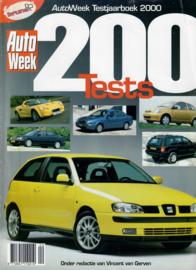 Autoweek   Jaarboek 2000 #1 Nederlands
