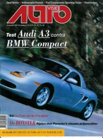1996 Autovisie NR 19 tijdschrift