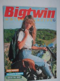 Bigtwin Tijdschrift 1993 NR 077 #1 Engels