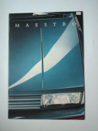 Austin Maestro  Brochure 83 #6 Nederlands