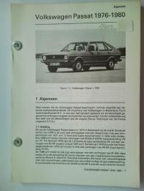 Volkswagen Passat  Vraagbaak ATH 76-80 #1 Nederlands