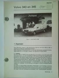Volvo 343 345  Vraagbaak ATH 76-80 #1 Nederlands