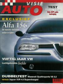 Autovisie   Tijdschrift 1997 NR 09 #1 Nederlands